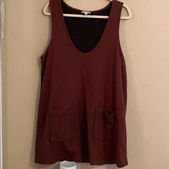 Irene's Story coverall dress